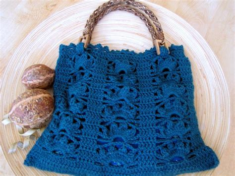 crochet bag pattern video turquoise crochet bag by chrystaldesign craftsy