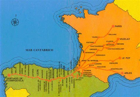 camino to santiago de compostela camino de santiago