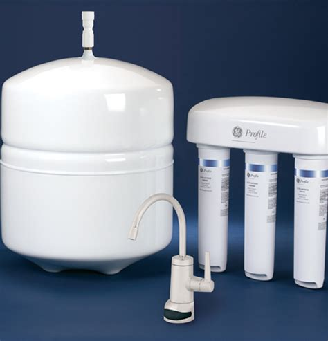 Ge Faucet by Pnrq21rbn Ge Profile Osmosis Filtration System