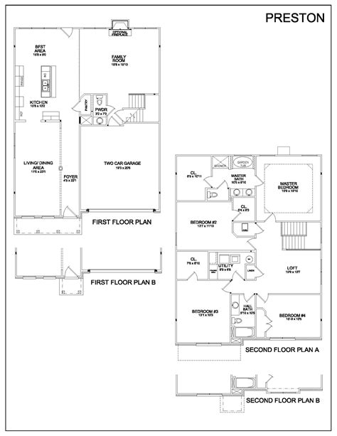 preston floor plan preston floor plan home fatare