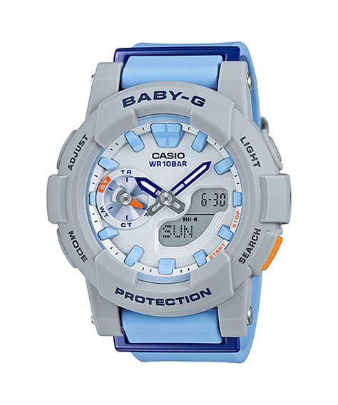 Jam Tangan Wanita Baby G 2073 Blue Series 5 Warna bga 185 2ajf baby g casio