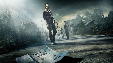 film seri walking dead season 5 the walking dead tapety na pulpit