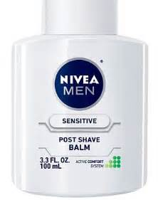 Nivea Care Sensitive And Review image gallery nivea after shave balm