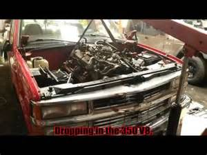 4 3 vortec engine removal how to save money and do it