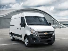 2016 chevrolet express redesign