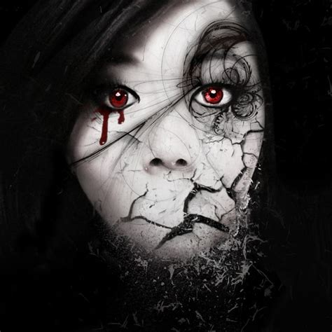 broken doll face by littlemissromanoff on deviantart