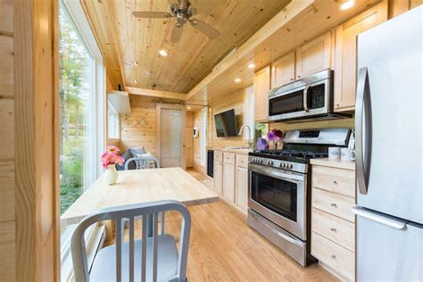 17 best ideas about tiny house appliances on pinterest groovy new tiny house with full size appliances can sleep