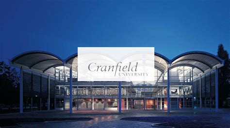 Cranfield School Of Management Time Mba by Cranfield