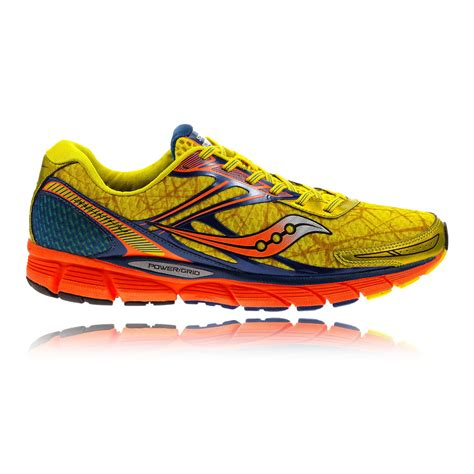 yellow running shoes best selling saucony breakthru running shoes orange