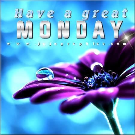 great monday  graphics quotes comments images   myspace facebook