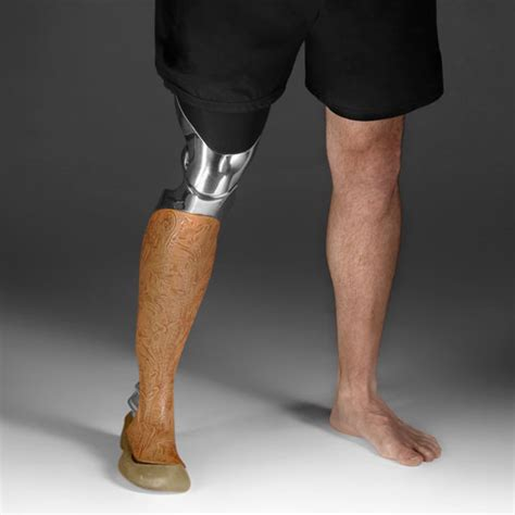 prosthetic leg for sentient developments bespoke innovations custom prosthetic legs