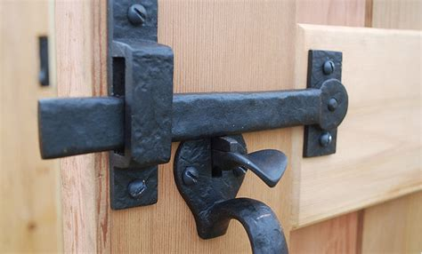 swing gate latch home improvement installing gate latches a simple guide