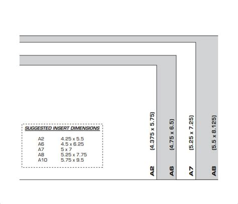 avery a2 card template a2 envelope size template templates station