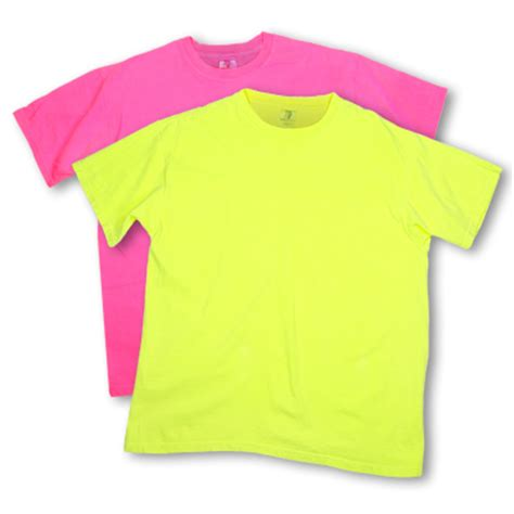 design lab custom ink bring on the brights with neon shirts custom ink blog