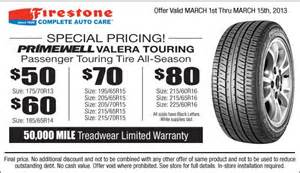 Car Tyres Discount Codes Firestone Coupons 2017 2018 Best Cars Reviews