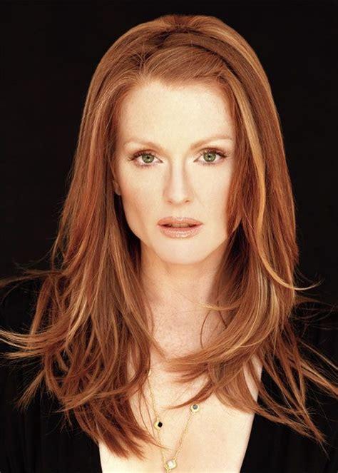 how to get julianne moores red hair color a la bella julianne moore le encanta llorar