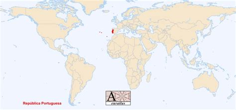 where is portugal located on the world map portugal world map
