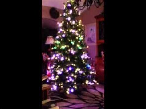 ge itwinkle christmas tree boise