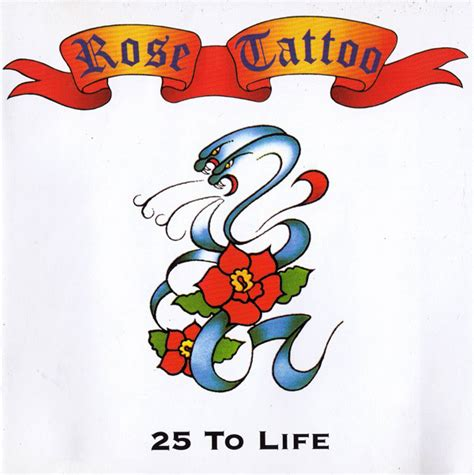 rose tattoo album covers 25 to cd album at discogs