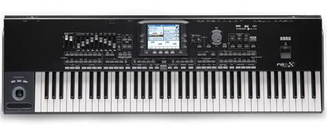 Keyboard Korg Pa Series korg pa3x 76 image 1623478 audiofanzine