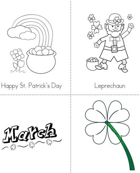 st s day colors free st s day worksheets printables for