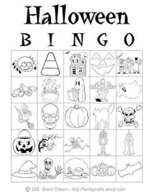 printable games for halloween printable halloween games for kids festival collections