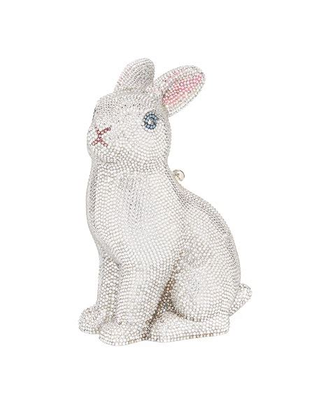 Rabbit Clutch Bunny Clutch judith leiber couture bunny clutch bag