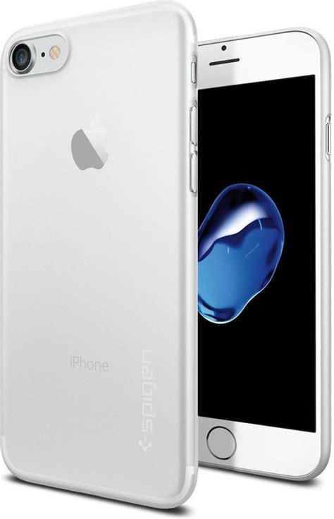 Spigen Iphone 7 Plus Air Skin Soft Clear 043cs20499 spigen air skin iphone 7 soft clear supertunt skal till din iphone 7