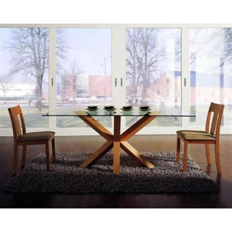 rectangle glass dining room tables glass top dining room tables rectangular crowdbuild for