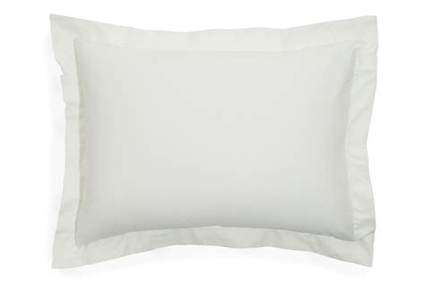 Cotton Pillow Organic Cotton Pillow Sham Sleep Beyond