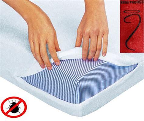 housse anti punaises des lits et des matelats ange protect