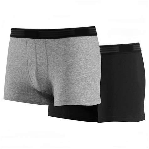 Termurah Celana Dalam Pria Boxer 3pcs celana dalam pendek boxer pria spandex cotton shopee indonesia
