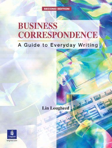 10 steps to successful business writing 2nd edition books business correspondence a guide to everyday writing 2nd