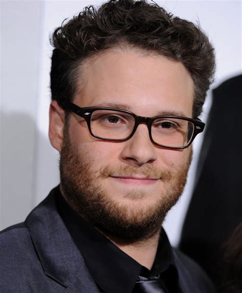 actor with big white beard seth rogen photos photos quot the green hornet quot premiere