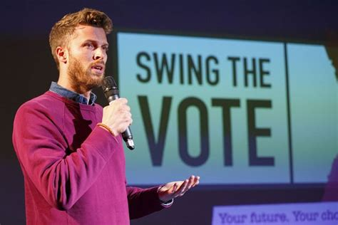 swing the vote rick edwards gets passionate about politicians screwing