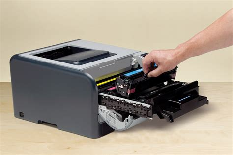 Toner Laserjet hp color laserjet cp1518ni printer entry level color laserjet for us government