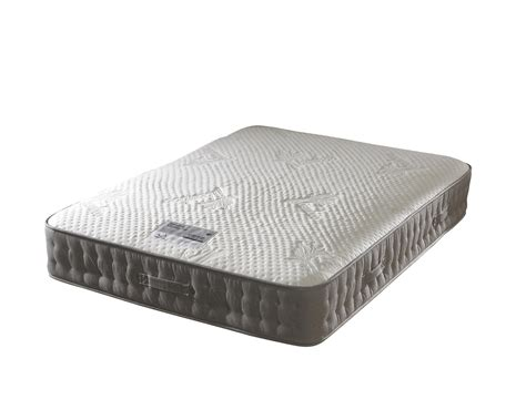 Handmade Mattress Company - happy beds bamboo vitality 2000 pocket sprung mattress