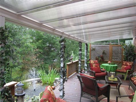 Aluminum Sunrooms Clear Or Translucent Patio Covers And Sunroom Glazing