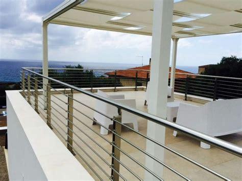 ringhiera in alluminio ringhiere balconi alluminio italbacolor