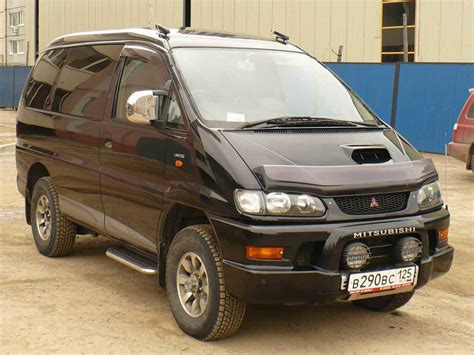 2002 Mitsubishi Delica For Sale 2 8 Diesel Automatic