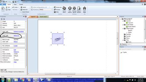 cara membuat gambar bergerak di vb 6 0 cara membuat karakter bergerak di construct 2 making