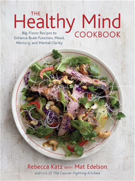 unlimited memory cookbook 50 memory boosting recipes improve cognitive function through diet books the healthy mind cookbook katz ms author
