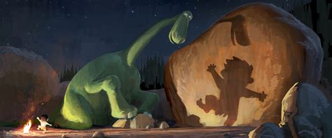 film the good dinosaur new the good dinosaur image released plus story changes