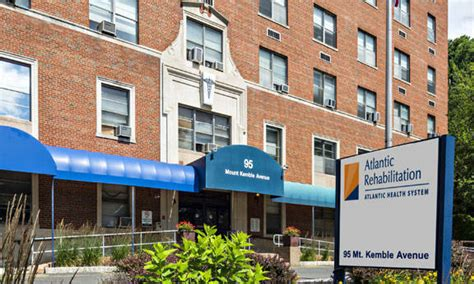 Morristown Center Detox by Morristown Rehabilitation Facility Accredited For