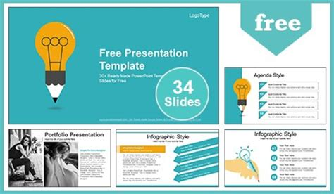 google slides themes education education idea bulb google slides powerpoint presentation