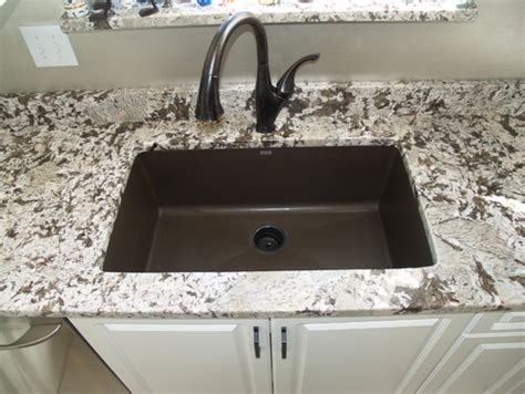 silgranit sinks which blanco silgranit sink is this