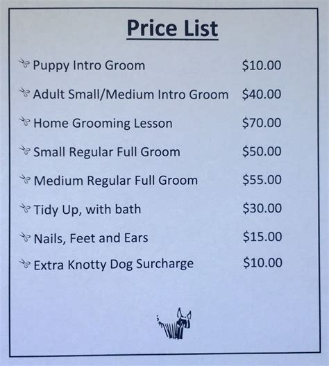 puppy price list groomer grooming a wallpaper
