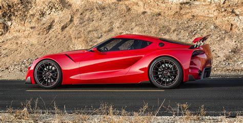 Toyota Supra Concept Toyota Ft 1 Concept Previews Supra Successor Photos 1