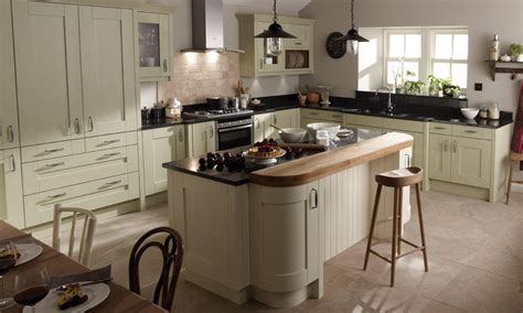 Kitchen Collection Uk by Milbourne Alabaster Classic Kitchen
