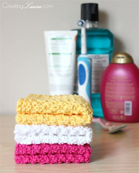 how to knit a washcloth 17 best ideas about knitted washcloths on